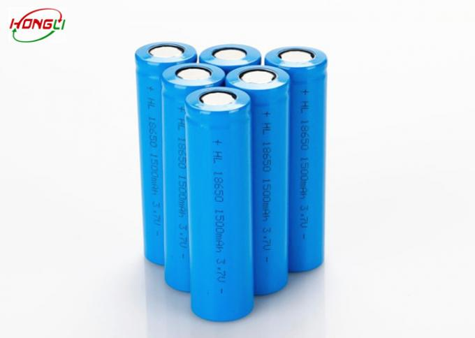 Factory Long-term Supply 18650 3.7V 1200mAh Lithium ion Battery for power bank