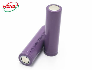Good Quality 3.7 V Lithium Ion Cell & Cylindrical Shape 3.7 V Lithium Ion Cell 0.5C 18650 Rechargeable For Power Bank on sale