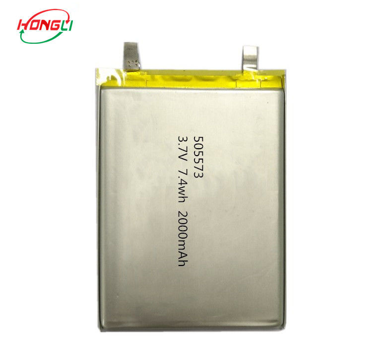 Professional Lipo Polymer Battery 2000mAh Strict Inspected Full Chargerd