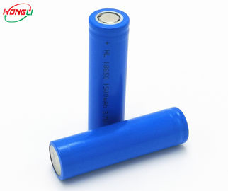 Rechargeable Battery 18650 3.7 V 1500mah lithium ion Battery for Solar LED Bulb