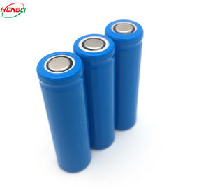 3.7v IM3.7V IMR 14500 Lithium Ion Battery 14*50mm , 14500 Lithium Ion Cells  Cylindrical Shape