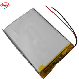 China Reliable 3.7 V Lipo Battery Strong Charging Acceptance Quick Charging Capability factory