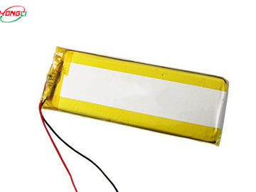 6060100 5000mah 3.7 Volt Battery High Discharge Rate Long Running Time