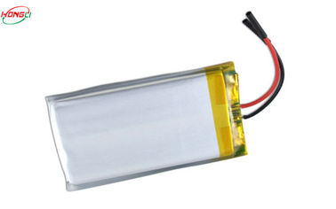 606090 3.7V 4000mAh 3.7 Volt Lipo Battery  Rapidly Charged Stable Discharge Voltage