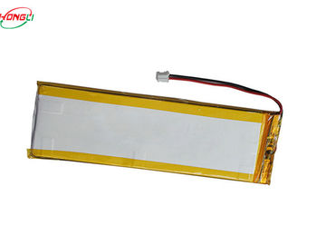 Tablet PC 3.7 V Lipo Battery 6060100 3.7v 5000mAh Convenient Operation