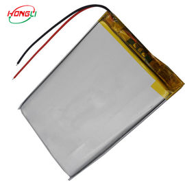 4000mah 3.7 V Lipo Battery , Rechargeable Lipo Battery For Digital Electronic Products