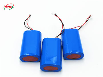 Rechargeable Toy Battery Pack 3.7V 2s1p 2400mAh Fast Charging