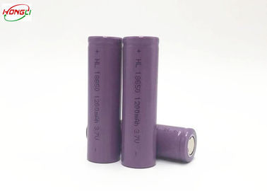 Rechargeable 1200mah Lithium Ion Battery No Memory Effect High Energy Density