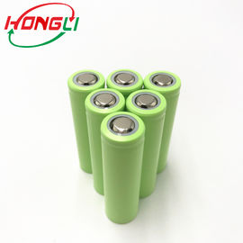 Green 14500 3.7V Lithium Ion Battery 500mah For Torch Lights UL ICEC BIS KC